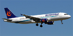 Авиакомпания Иберверлд Эйрлайнз (Iberworld Airlines)