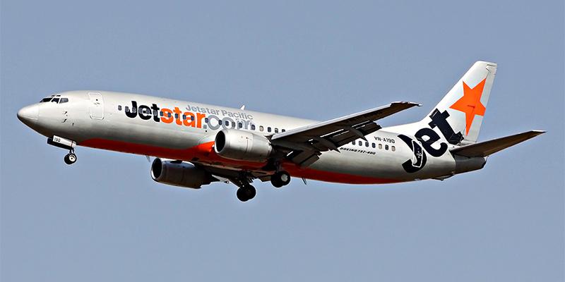 Jetstar Pacific airline