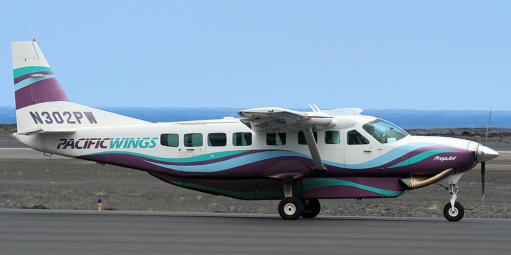Pacific Wings airline