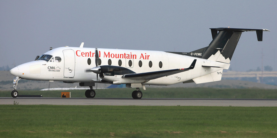 Central Mountain Air airline
