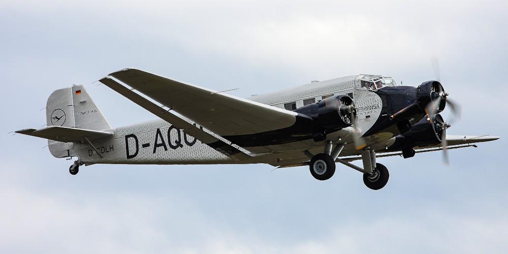 Junkers Ju-52- passenger aircraft. Photos, characteristics, reviews.