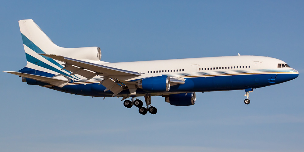 Lockheed L-1011 TriStar- пассажирский самолет. Фото, характеристики, отзывы.