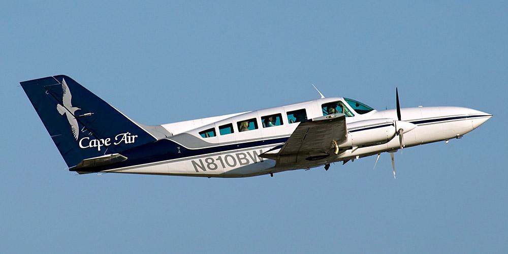 Самолет Cessna 402 авиакомпании Cape Air