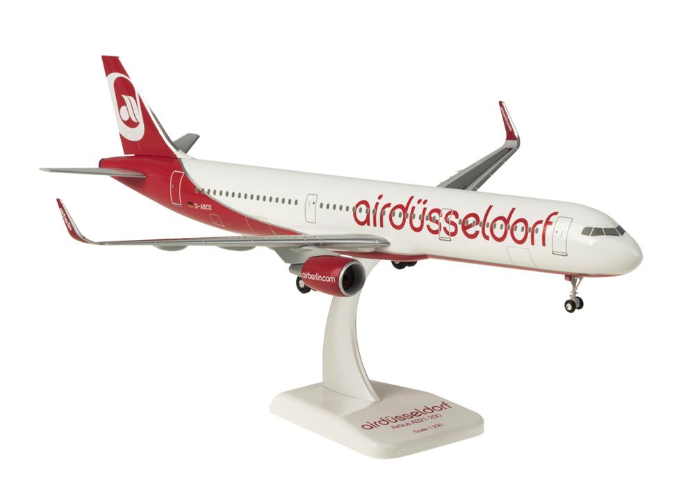 "Airbus A321 ""Air Dusseldorf"""