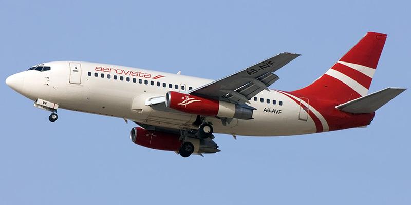 Aerovista airline