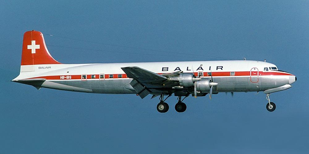 Douglas DC-6- passenger aircraft. Photos, characteristics, reviews.
