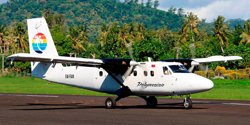 Polynesian Airlines airline