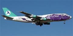 Aerosur airline