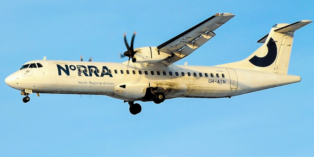 NORRA - Nordic Regional Airlines airline