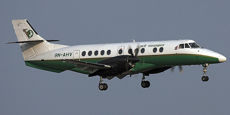 Yeti Airlines airline