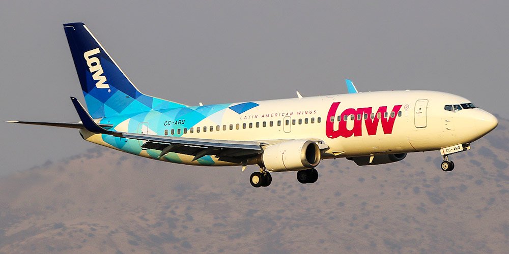 LAW - Latin American Wings airline
