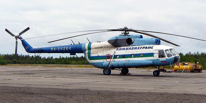 Миль Ми-8- пассажирский самолет. Фото, характеристики, отзывы.