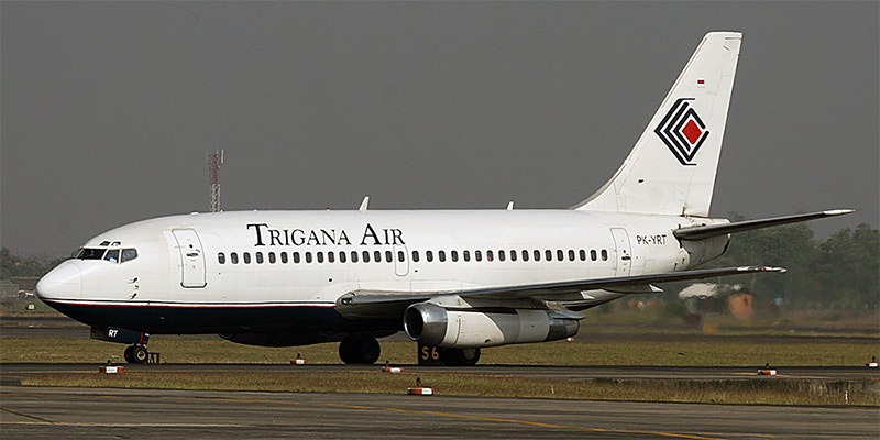 Trigana Air Service airline