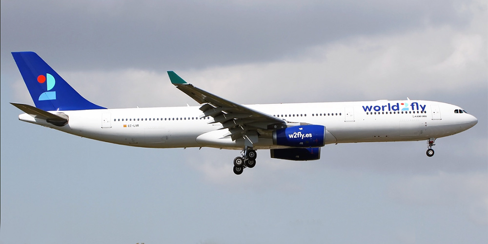 World2Fly airline