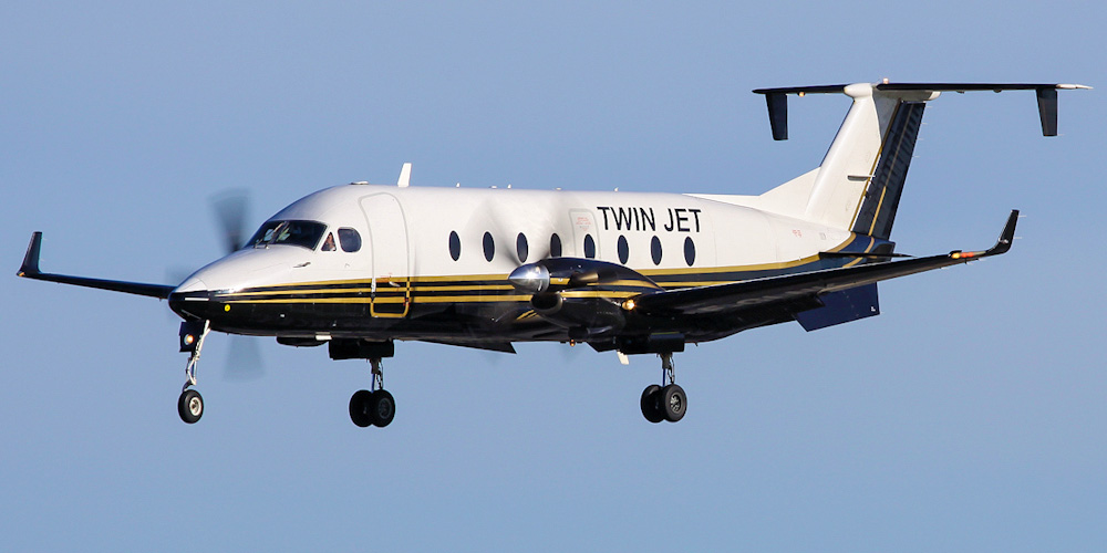 Twin Jet airline