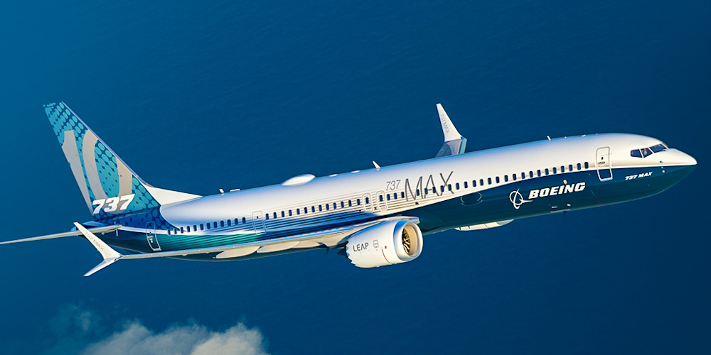 Boeing 737 MAX 10- passenger aircraft. Photos, characteristics, reviews.