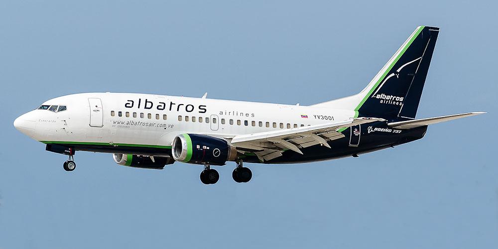 Albatros Airlines airline