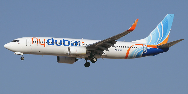 Flydubai airline