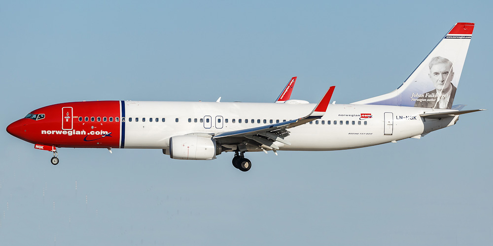 Norwegian Air Shuttle airline