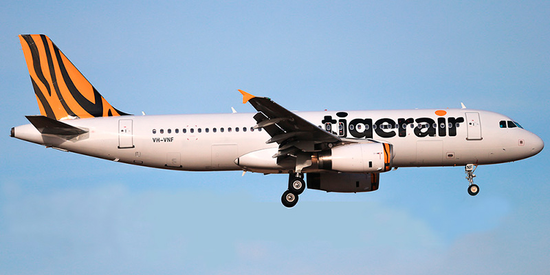 Tigerair Australia airline