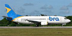 Авиакомпания Бра Транспортс Аэрос (Bra Transportes Aereos)