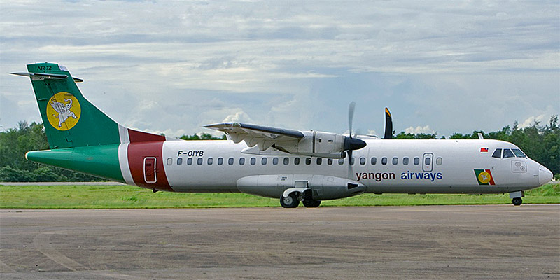 Yangon Airways airline
