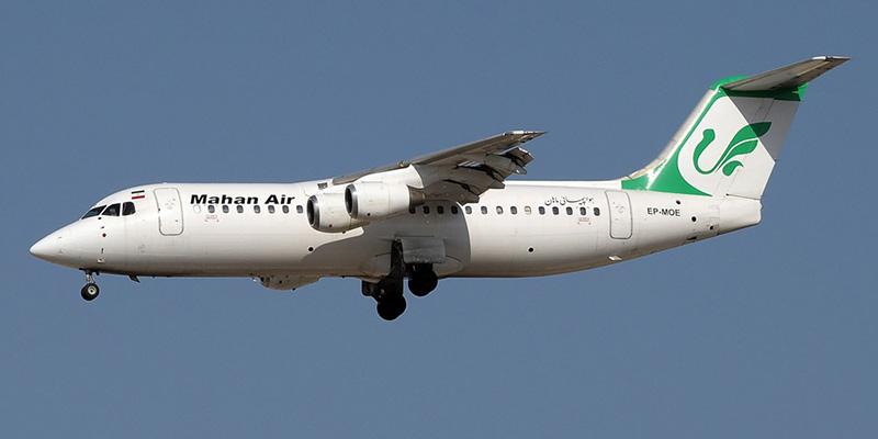 BAe 146- пассажирский самолет. Фото, характеристики, отзывы.
