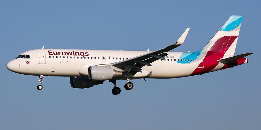 Eurowings Europe airline