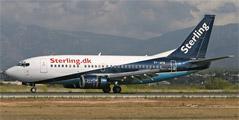 Авиакомпания Sterling Airlines