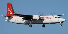 Авиакомпания Скайвэйз Экспресс (Skyways Express)
