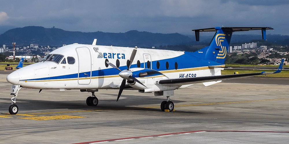 Searca Colombia airline