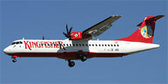 Kingfisher Airlines airline