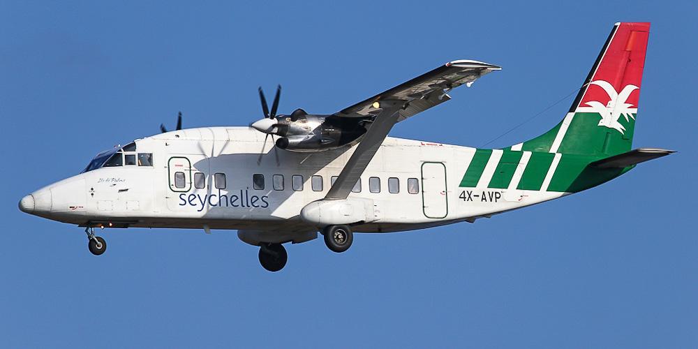 Shorts 360- passenger aircraft. Photos, characteristics, reviews.