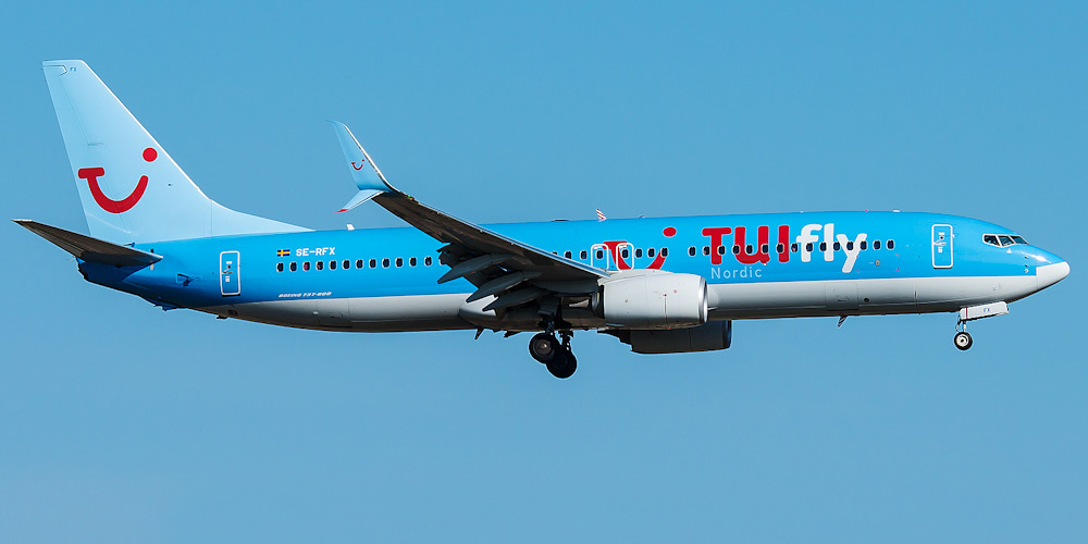 TUIfly Nordic airline