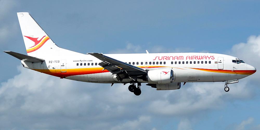 Surinam Airways airline
