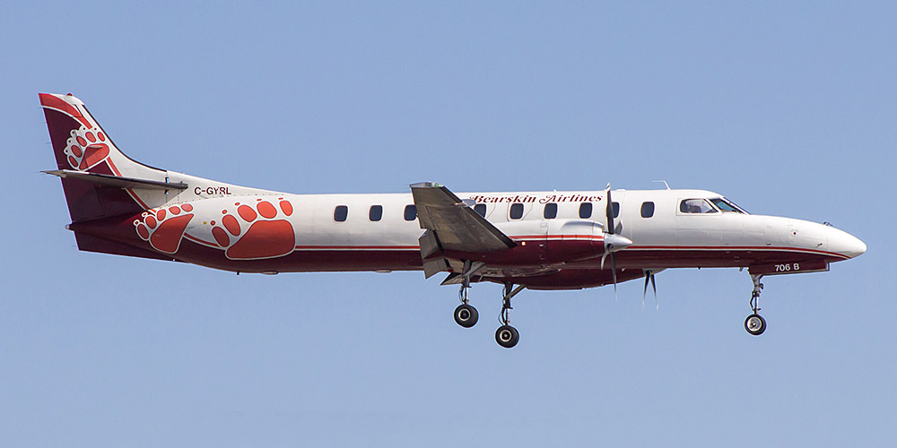 Bearskin Airlines airline
