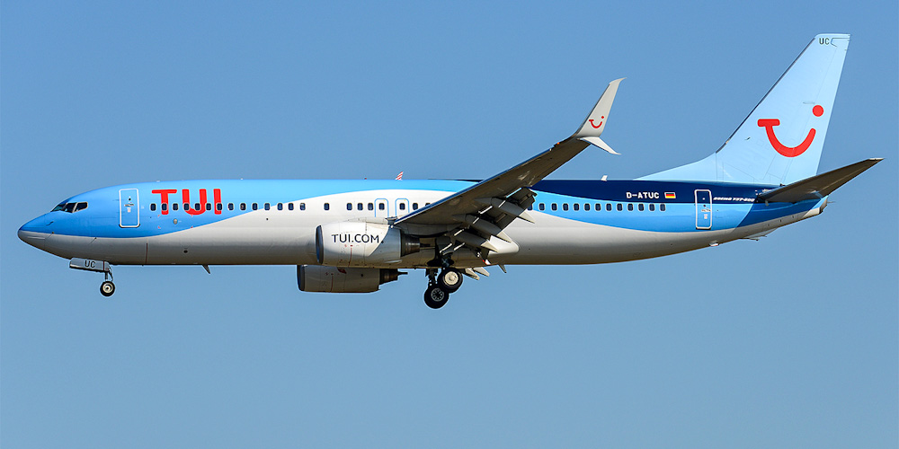 TUIfly airline