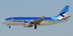 Авиакомпания Estonian Air