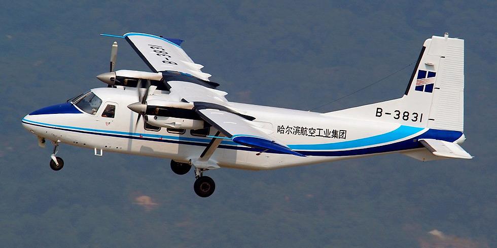 Harbin Y-12- пассажирский самолет. Фото, характеристики, отзывы.
