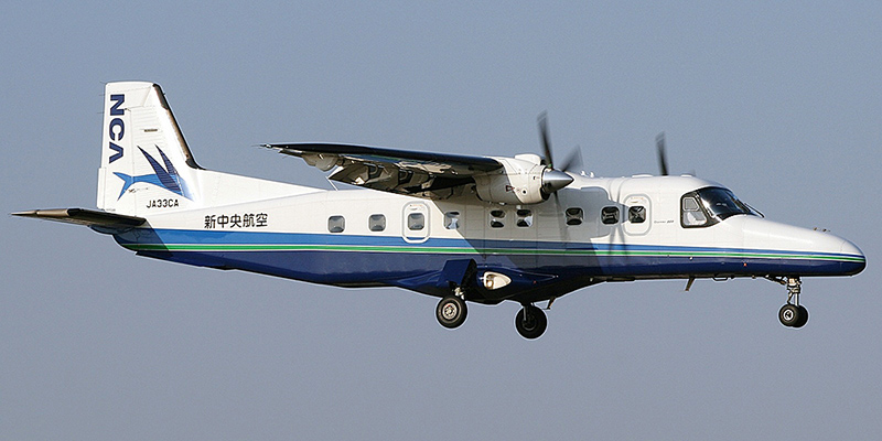 New Central Air Service airline