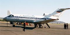 Авиакомпания АэроБратск (Bratsk Air Enterprise)