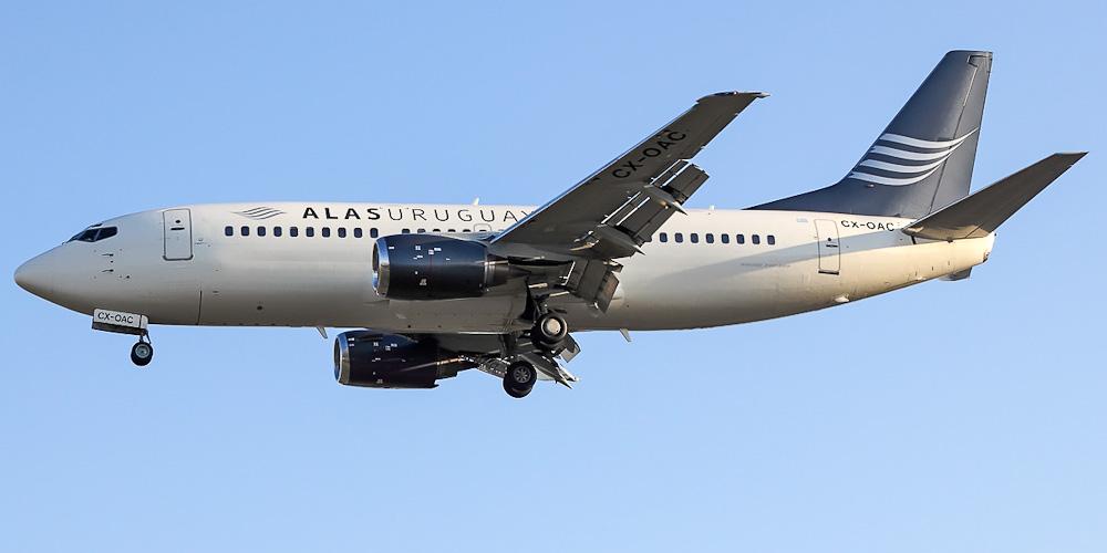 Alas Uruguay airline