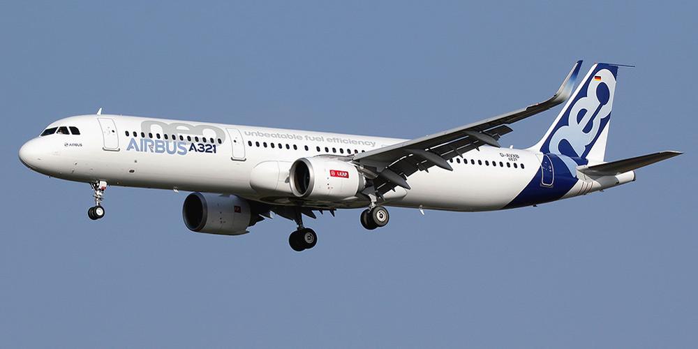 Airbus A321neo- passenger aircraft. Photos, characteristics, reviews.