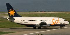 Sol America airline