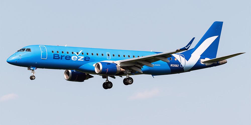 Breeze Airways airline