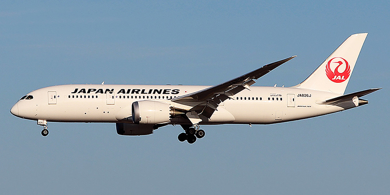 Japan Airlines - JAL airline