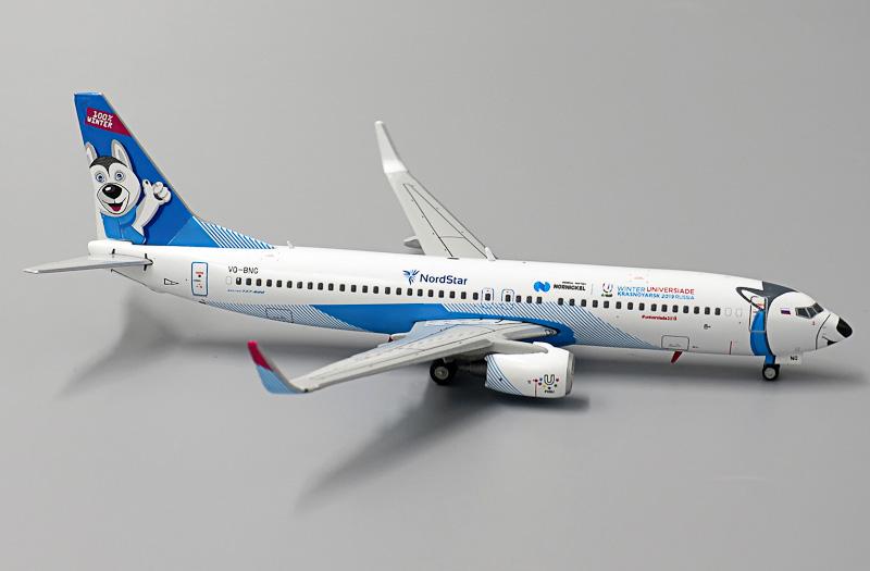 "Boeing 737-800 ""Лайка"""