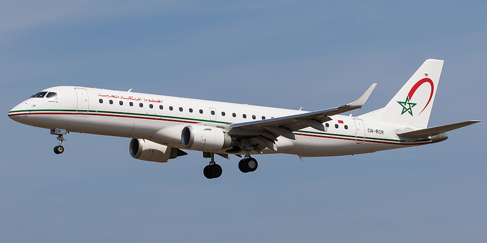 Royal Air Maroc airline
