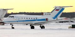Авиакомпания Як Сервис (Yak Service)