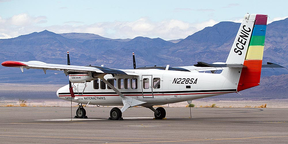 Scenic Airlines airline